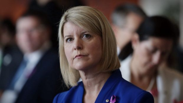 Natasha Stott Despoja✓ is the chairwoman of Our Watch.