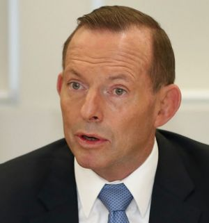 Prime Minister Tony Abbott stopped short of labelling the booing of Goodes racist.