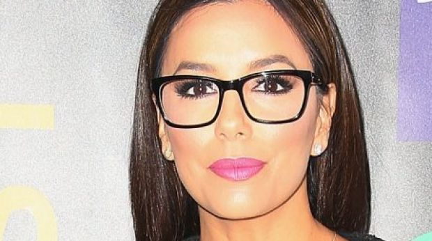 Eva Longoria arrives at Hotel Centennial in Woollahra to represent a spectacle brand.