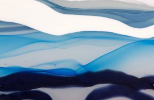 Debra Jurss, Landscape #7 in Water: Land: Sky at Form Studio and Gallery.