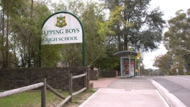 Epping Boys High School: reports of preaching in the schoolyard.