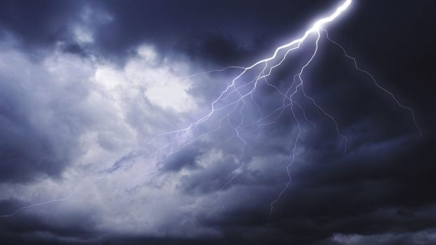 A severe thunderstorm warning has been issued across much of regional New South Wales.
