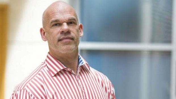 Former head of the Digital Transformation Agency Paul Shetler.