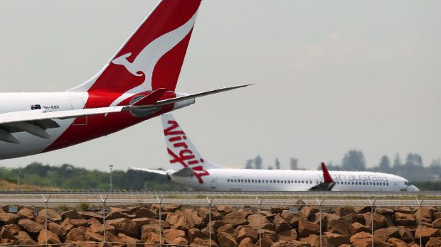Qantas and Virgin Australia added little capacity last year, in a move that led to rising domestic airfares.