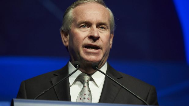 Colin Barnett is the one state premier who didn't sign the declaration.