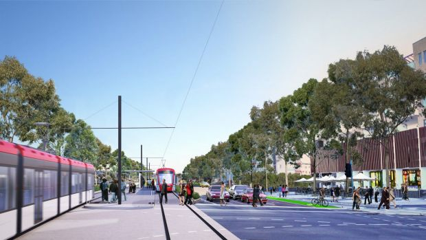 The ACT government could make land swap deal for a new Dickson transport interchange.