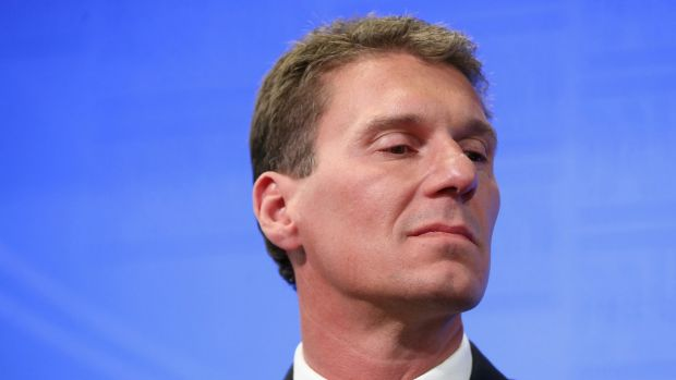 Senator Bernardi on Wednesday.