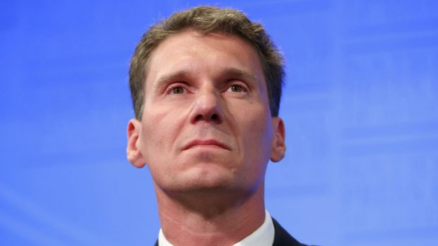 Senator Cory Bernardi on Wednesday.