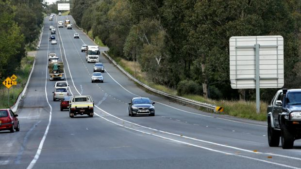 Australian motorists may be asked to pay road fees based on how far they travel.