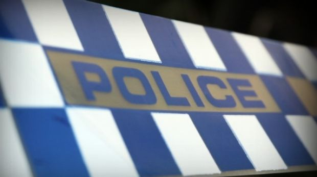 Police have found a shotgun at the scene of a car accident on the Gold Coast.