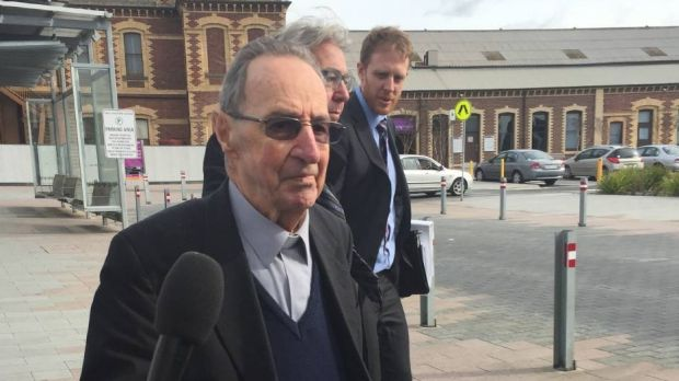 Former Ballarat Bishop Ronald Mulkearns will give evidence this week.