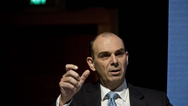 Australian Prudential Regulation Authority chairman Wayne Byres said local banks were not ready for the application of ...