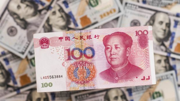 China's yuan fell in a third day of losses since Tuesday's devaluation as the central bank's reference rate dropped a ...