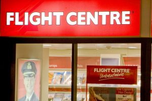 Flight Centre managing director Graham Turner says the travel agent is not in the business of making airfares more expensive.