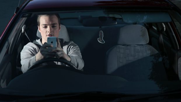 drink driving and texting while driving canberra study to