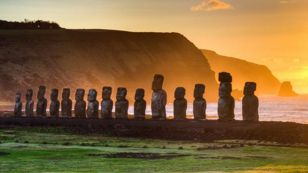 A once-thriving society on Easter Island was brought to its knees. But was it self-destruction?