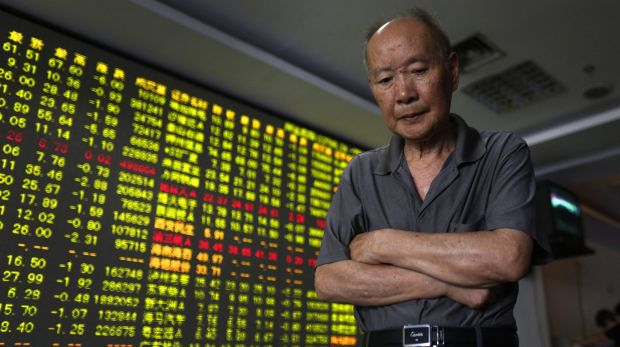 A bad day on China's sharemarkets no longer means bad news for local investors too.
