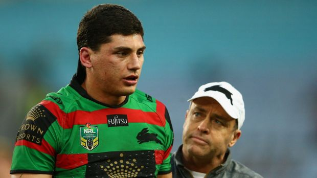 Another return: Kyle Turner has been named in the Rabbitohs' team to face North Queensland.