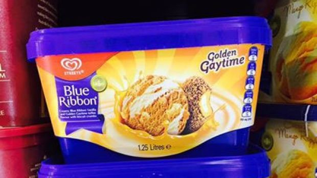 Icecream lovers rejoice: Golden Gaytime is now available in a tub.