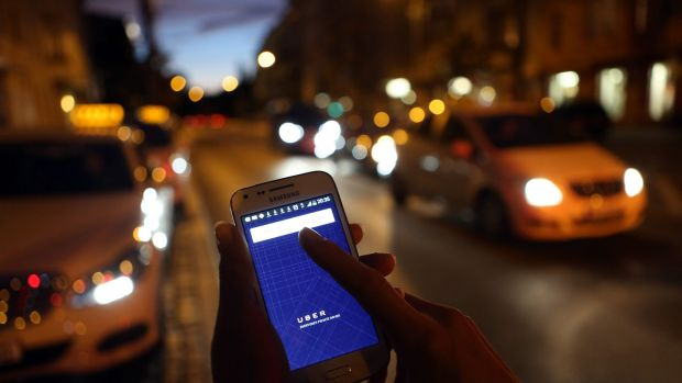 Uber is in favour of a nominal technology platform licence fee, rather than individual car licence fees.