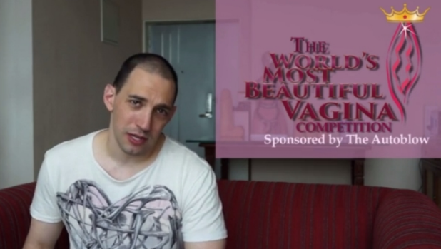 NSFW:The Worlds First Autoblow vagina beauty contest