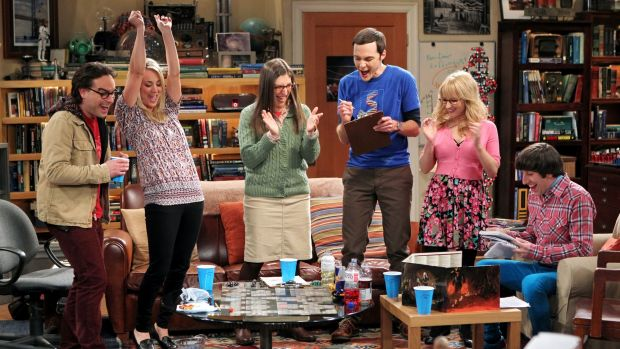 <i>The Big Bang Theory</i> cast will be raking in dollars till at least 2019.