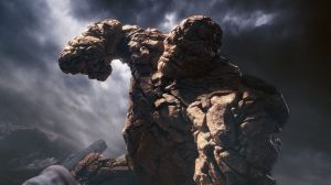 Jamie Bell as The Thing in the film Fantastic Four (2015). Photo: 20th Century Fox