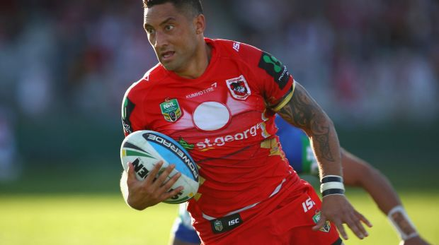Steeled for more: Benji Marshall.