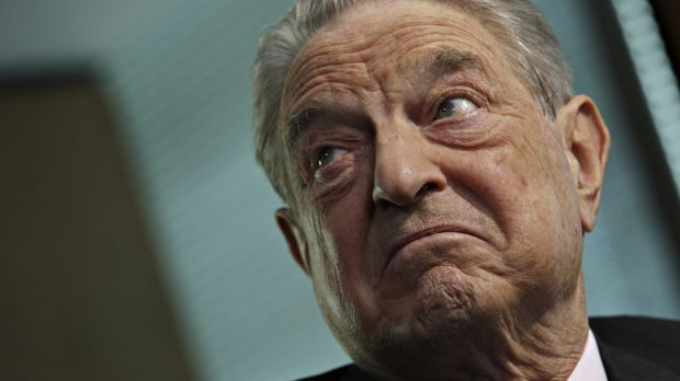 Global markets are at the beginning of a crisis, legendary investor George Soros warns.