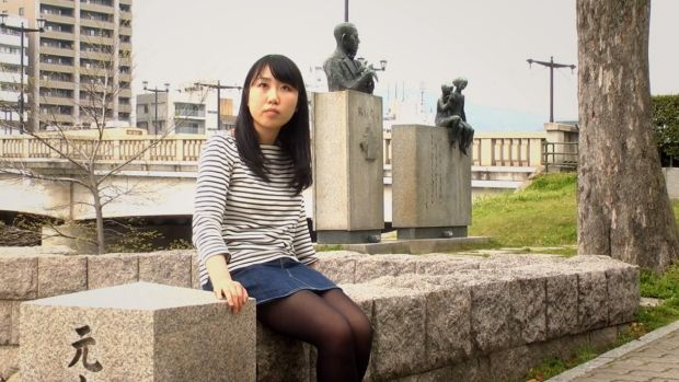 Kana Miyoshi reflects on her grandmother's story of A-bomb survival.