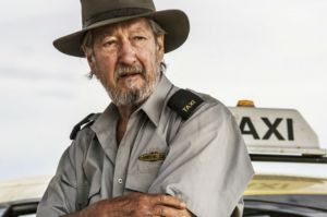Warm-hearted: Michael Caton in <i>Last Cab to Darwin</i>.