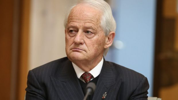 """Philip Ruddock Ruddock said the attacks were """"a wake-up call"""" for groups that had opposed national security measures."""
