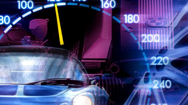Speeding continues to be a problem on Queensland roads over the Easter break.