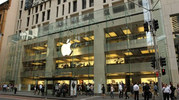 Optus and Vodafone have signed leases on George Street to join Apple as the CBD tech centre.