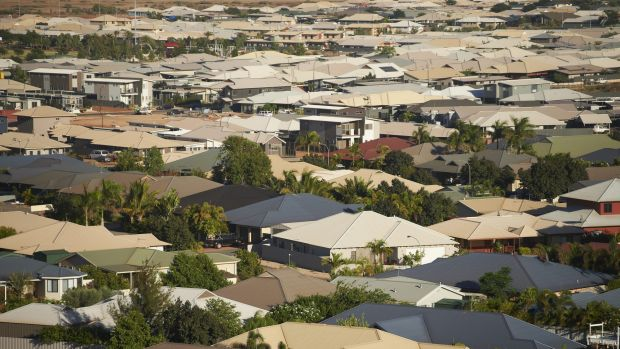 Western Australia is the hardest hit Australian state, with mortgage delinquencies topping 2.1 per cent.