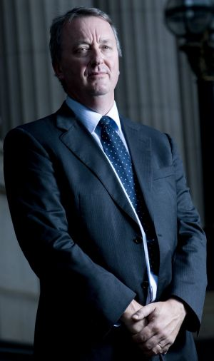 Victorian Disability Minister Martin Foley.