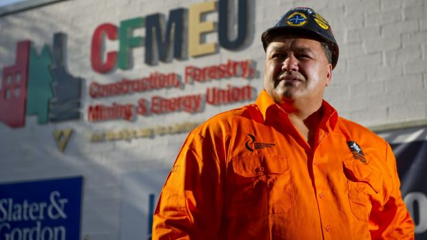 Union organiser Johnny Lomax was arrested in July and charged with blackmail - but the charges are to be dropped.