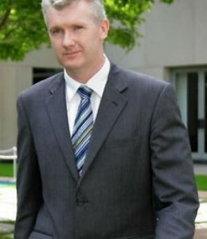 Claimed $12,000 to fly his family to Uluru: Tony Burke.