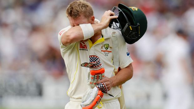 David Warner was dropped twice before making it to 64.