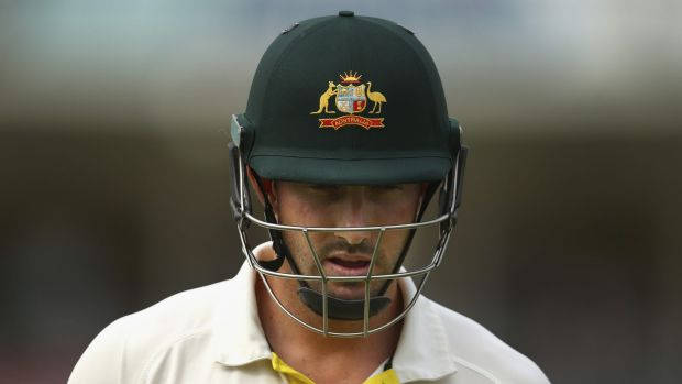 Recalled: Shaun Marsh is expected to bat at No.3 in the third Test against New Zealand.