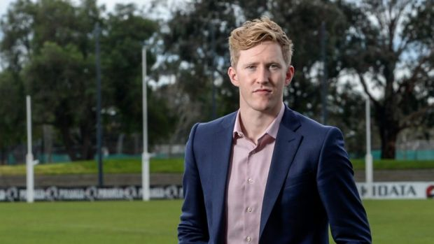 Greens candidate for the federal seat of Higgins, Jason Ball will use advertising on gay dating app Grindr to campaign ...