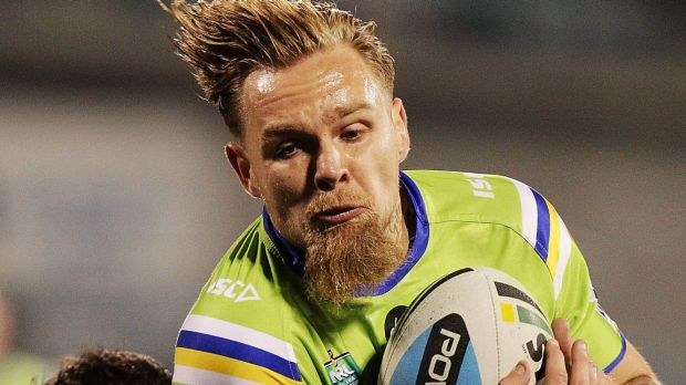 Chance for Origin spot: Blake Austin was a revelation for the Raiders last season.