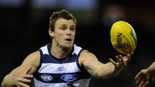 Former Geelong player Cameron Mooney was picked at number 56 in the draft.