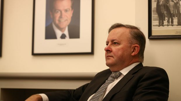 Labor frontbencher Anthony Albanese is one of several Labor MPs considering changing seats after changes in electorate ...