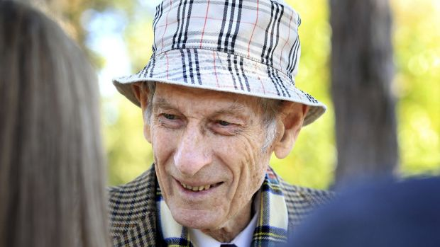 Victory for Victor: prosecutors have dropped their case against 92-year-old accused drug importer Victor Twartz.