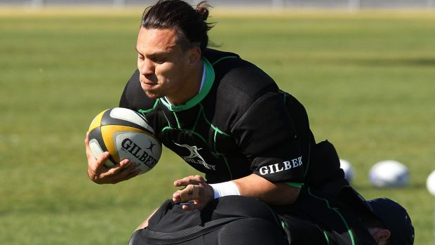 """""""No Test match is just any Test match but you'd be lying if you said there wasn't a bit more to this"""": Matt Toomua."""