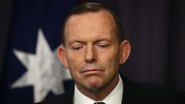 The latest Fairfax-Ipsos poll shows Tony Abbott is leading the Coalition towards an electoral wipeout.