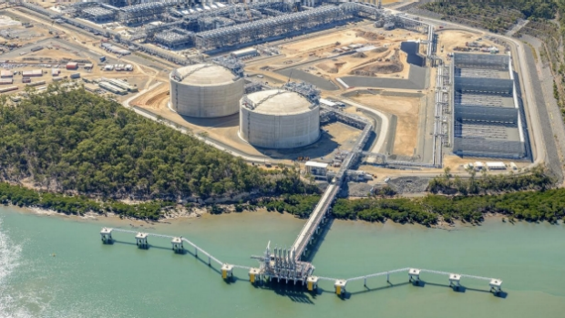 Origin Energy wants to maximise production at its APLNG plant in Gladstone.