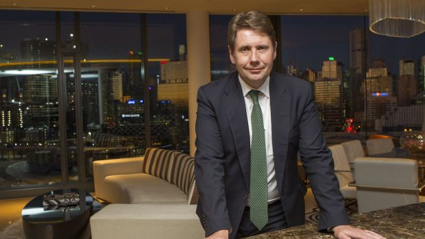 The Star Entertainment Group CEO Matt Bekier, says strong domestic earnings fund the casino.