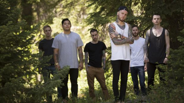 chelsea grin will perform at the basement belconnen photo supplied